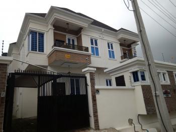 4 Bedroom Semi Detached Duplex (all En Suite) with a Room Boys Quarter, Ikota Villa Estate, Lekki, Lagos, Detached Duplex for Sale