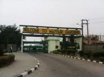 Plot of Land Measuring 900 Sqm at  Mayfair Gardens Estate, Awoyaya, Lekki Epe Expressway, Lagos, Mayfair Garden Estate, Awoyaya, Ibeju Lekki, Lagos, Residential Land for Sale
