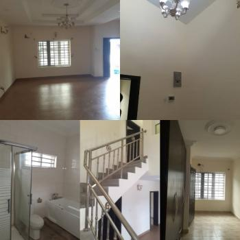 4 Bedroom Serviced Duplex, Chevron Drive, Chevy View Estate, Lekki, Lagos, Terraced Duplex for Rent