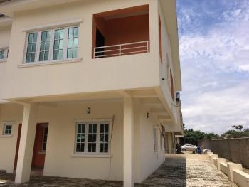 Luxurious 3 Bedroom Duplex with Bq, Chevy View Estate, Lekki, Lagos, Terraced Duplex for Rent