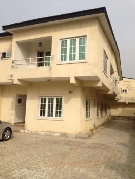 4 Bedroom Semi Detached Duplex with a Room Bq, Lekki Gardens Estate, Ajah, Lagos, Semi-detached Duplex for Sale
