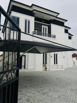 Brand New Lovely Architectural Piece 5 Bedroom Fully Detached Duplex with Bq in a Conducive Environment, Chevron Drive, Chevron, Lekki Expressway, Lekki, Lagos, Detached Duplex for Sale