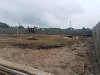 Land Measuring 1,078sqm, Abijo G.r.a., By Rain Oil, Abijo, Lekki, Lagos, Commercial Land for Sale