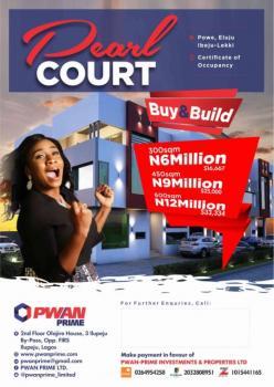 Pearl Court, Powe, Eluju, Ibeju Lekki, Lagos, Mixed-use Land for Sale