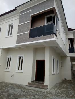 4 Bedroom Semi Detached Duplex (all En Suite) with a Room Boys Quarter, Chevy View Estate, Lekki, Lagos, Semi-detached Duplex for Sale