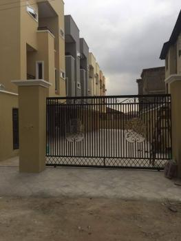 Brand New 8 Nos of 5 Bedroom Terrace All Room Ensuit with 1 Room Bq,, Ikeja, Lagos, Terraced Duplex for Sale
