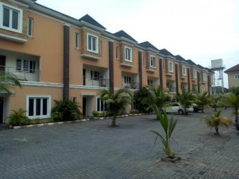 4 Bedroom Flat, Osapa, Lekki, Lagos, Terraced Duplex for Rent