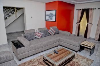 3 Bedroom, Phase 2, Osborne, Ikoyi, Lagos, Terraced Duplex Short Let