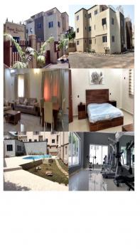 Comprehensively & Fully Furnished 2-bedrooms Apartments, 16, Oyi Crescent, Off Ibb Way, Maitama District, Abuja, Self Contained (single Rooms) for Rent