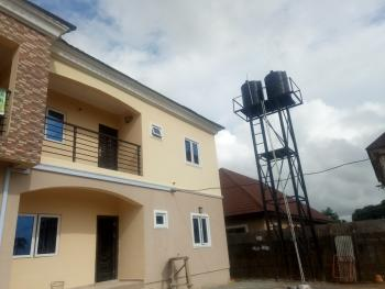 Newly Built 2 Bedroom Block of Flat, Kapwa, Close to River Park Estate, Along Airpirt Road, Lugbe District, Abuja, Flat for Rent