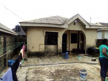 3 Bedroom Bungalow on Half Plot of Land, Off Ijede Rd, Liberty Estate, Igbe, Ikorodu, Lagos, Detached Bungalow for Sale