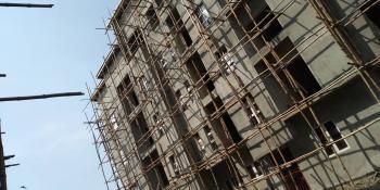 2 Bedroom Apartment, Debiruss School Road, Abijo, Lekki, Lagos, Block of Flats for Sale