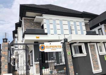 4 Bedroom Semi Detached Duplex, Osapa, Lekki, Lagos, Detached Duplex for Rent