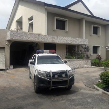5 Bedroom Fully Detached Duplex, Off Bourdillion Road, Old Ikoyi, Ikoyi, Lagos, Detached Duplex for Rent