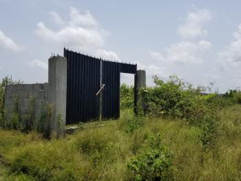 Fenced Plot with Gate, Sangotedo, Ajah, Lagos, Mixed-use Land for Sale