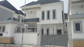 Newly Built Property with Bq, Orchid Hotel Road, Chevy View Estate, Lekki, Lagos, Detached Duplex for Rent