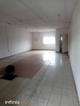 a Very Large Open Space with 3 Extra Rooms, Personal Toilets, Upstairs Suitable for Large Office, Omole Phase 1, Ikeja, Lagos, Office Space for Rent