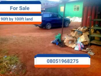 90ft By 100ft Land, New Benin, Benin, Oredo, Edo, Residential Land for Sale