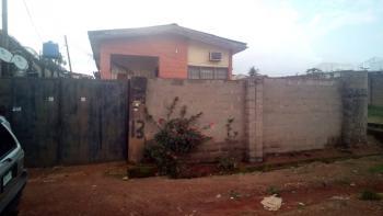 2 Bedroom Bungalow on a Corner Plot Measuring About 600sqm, Upper North Trans Ekulu, Trans Ekulu, Enugu, Enugu, Detached Bungalow for Sale
