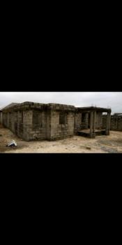 4 Bedroom Bungalow Building, Bayeku Road, Igbogbo, Ikorodu, Lagos, Residential Land for Sale