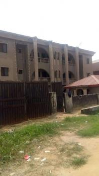 6 Flats of 3 Bedroom, Shola Mogaji Street, Palapo Gra 2, Ebute Off Ibeshe Road., Ikorodu, Lagos, Block of Flats for Sale