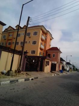 Serviced 2 Bedroom, Blue Canal Estate, Osapa, Lekki, Lagos, Flat for Rent
