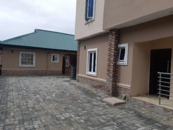 New Room and Parlor with 2 Toilets, Therra Annex, Sangotedo, Ajah, Lagos, Mini Flat for Rent