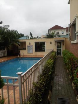 Serviced 4 Bedroom Terraced Duplex with Bq, Jabi, Abuja, Terraced Duplex for Rent