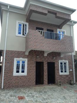 New Upstairs 2 Bedroom Flat, Therra Annex, Sangotedo, Ajah, Lagos, Flat for Rent