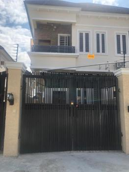 Luxury 3 Bedroom Semidetached Duplex, Off Chevron Drive By Alternative Road, Chevy View Estate, Lekki, Lagos, Semi-detached Duplex for Rent
