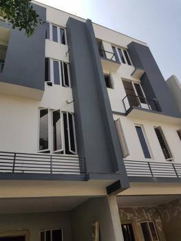 Brand New 4 Bedrooms Terrace, Off Palace Way, Oniru, Victoria Island (vi), Lagos, Terraced Duplex for Sale