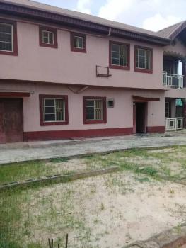 Well-built 8 Bedroom Detached Duplex Setback on a Full Plot of Land, Akesan, Alimosho, Lagos, Detached Duplex for Sale