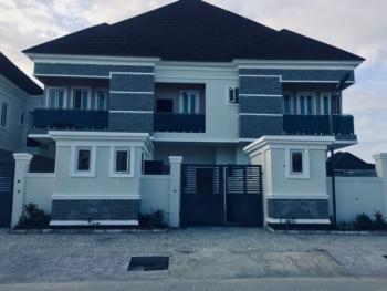 Tastefully Finished 4 Bedroom Duplex with a Bq, Chevron, Chevy View Estate, Lekki, Lagos, Semi-detached Duplex for Sale