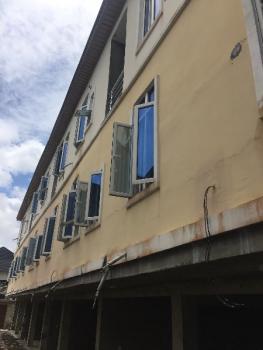 4 Bedroom Terrace Unfinished for Sale, Oral Estate, Lekki Expressway, Lekki, Lagos, Terraced Duplex for Sale