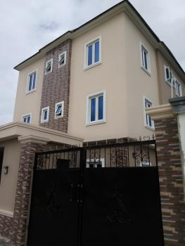 Spacious Brand New a Room and Parlor Self Con, Before Shop Rite, Sangotedo, Ajah, Lagos, Mini Flat for Rent