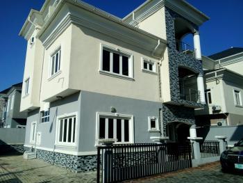 Spacious 4 Bedroom Fully Detached Duplex with a Room Bq, Osapa, Lekki, Lagos, Detached Duplex for Rent