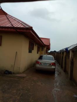 Well Finished 2 Flats of 2 Bedrooms, Ekae Sapele Road, Benin, Oredo, Edo, Block of Flats for Sale