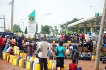 New Mega Filling Station with 12 Pumps, Mile 2, Isolo, Lagos, Filling Station for Sale