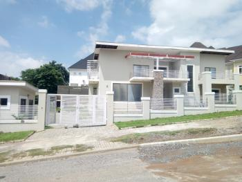 Homely 4 Bedroom Duplex, Guzape District, Abuja, Detached Duplex for Sale