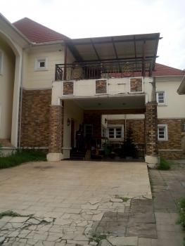 a Tastefully Finished Serviced New 5 Bedroom Fully Detached Duplex with 2 Room Bq, Jabi, Abuja, Detached Duplex for Rent