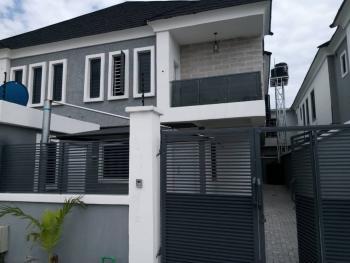 Serviced 4 Bedroom Duplex, Orchid Road, Lafiaji, Lekki, Lagos, Detached Duplex for Rent