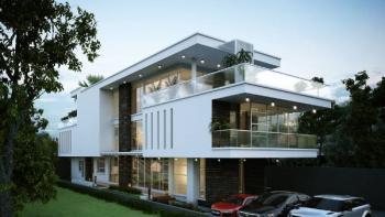 Luxury and Superb Finished 4 Bedroom Detached Duplex with Bq, Osapa, Lekki, Lagos, Detached Duplex for Sale