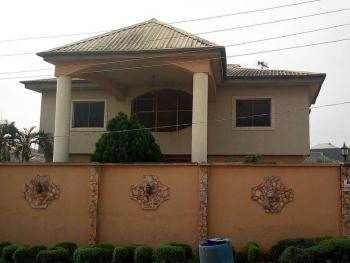 Fully Detached 5 Bedroom Duplex with 3 Bedroom Detached Boys Quarter on a Land Measuring 650 Square Meters in an Estate, Voera Estate (formerly Known As Orange Estate), Close to Journalist Estate, Berger, Arepo, Ogun, Detached Duplex for Sale