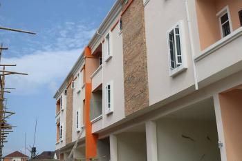 Luxury 4 Bedroom Terrace Duplex with a Room Bq, Madiba Estate, Ikate Elegushi, Lekki, Lagos, Terraced Duplex for Sale