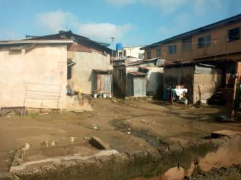 Dry Land Measuring 562.243sqm with Demolishable Structures., Araromi Village, Ifako.   (by Gbagada Express Coming From Ojota to Third Mainland Bridge), Ifako, Gbagada, Lagos, Mixed-use Land for Sale