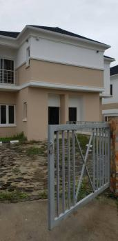 Nicely Built 4 Bedroom Semi Detached Duplex with a Room Bq, Ocean Bay Estate Off Orchid Hotel, Lafiaji, Lekki, Lagos, Semi-detached Duplex for Sale
