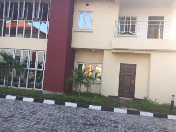 a Beautifully Built 4 Bedroom Semi Detached Duplex with a Room Bq, North Point Estate, Chevron Drive, Lekki, Lagos, Semi-detached Duplex for Rent