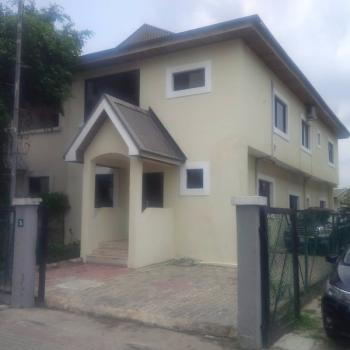 a Water Front Exquisitely Finished 4 Bedroom Semi Detached Duplex with 2 Rooms Bq, Osborne Phase 1, Osborne, Ikoyi, Lagos, Semi-detached Duplex for Sale