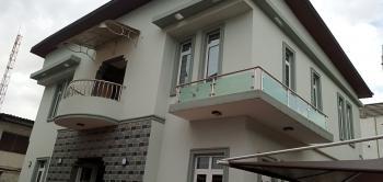 4 Bedroom Fully Detach Duplex, Off Bolodeoku, Ogba, Ikeja, Lagos, Detached Duplex for Sale