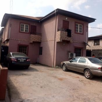 a Very Clean and Spacious Mini Flat Duplex with 2 Toilets, Mabo Street, Ojuelegba, Surulere, Lagos, Mini Flat for Rent